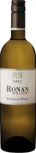 Chateau Clinet Ronan by Clinet Blanc Bordeaux AOC