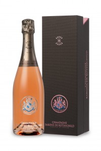Champagne Barons de Rothschild Rose