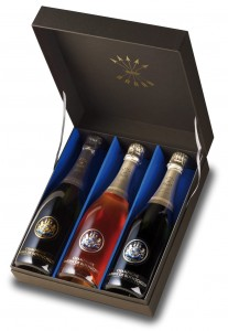 "Champagne Barons de Rothschild De Luxury Gift Box ""Discovering"""