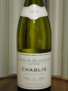 Chablis Louis de Beaumont