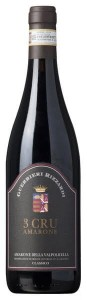 3 Cru Amarone Guerrieri Rizzardi