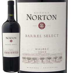 Bodega Norton Malbec Barrel Select