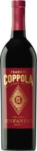 Francis Coppola Diamond Collection Zinfandel Red Label