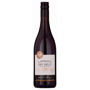 Lawson's Dry Hills White Label Pinot Noir